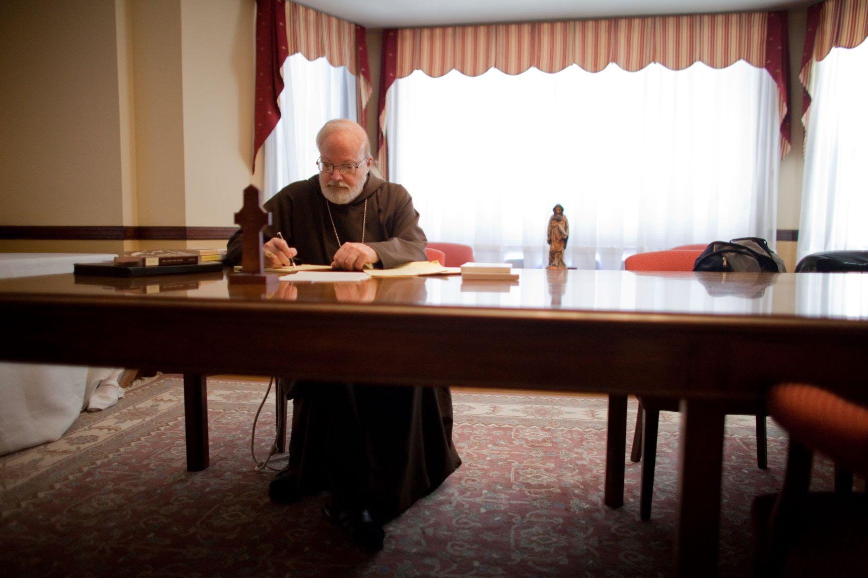 Cardinal Seán Coronavirus Message